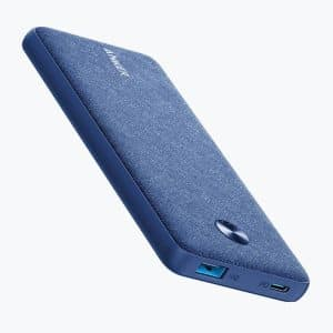Anker PowerCore Metro Essential 20000 PD – Blue Fabric