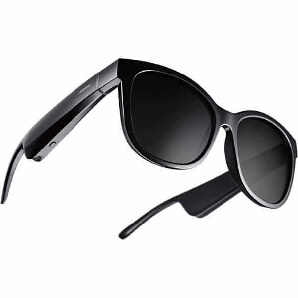 BOSE Frames Soprano Cat Eye Polarized Bluetooth Sunglasses Black