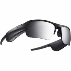 BOSE Frames Tempo Sports Sunglasses with Polarized Lenses & Bluetooth Connectivity Black