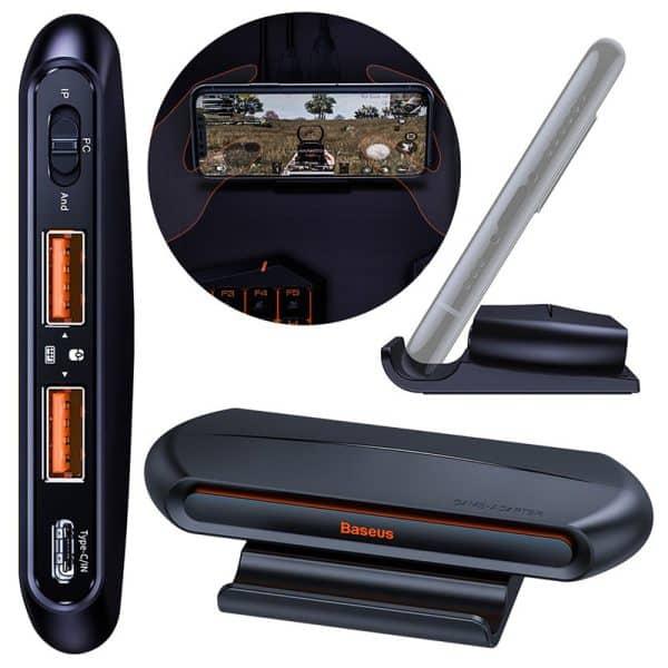 Baseus GAMO Mobile Game Adapter GA01 Black