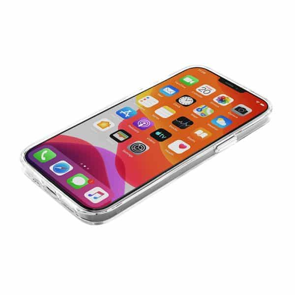 JCPal iGuard DualPro Case for iPhone 12 mini 5G Crystal Clear Protection
