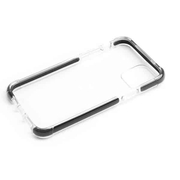 JCPal iGuard FlexShield Case for iPhone 12 Pro Max 5G Lightweight Drop Protection Black