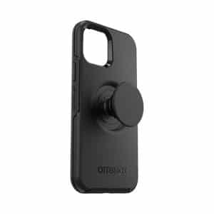 OtterBox Otter+Pop Symmetry Series Case for iPhone 12 5G/iPhone 12 Pro 5G Black