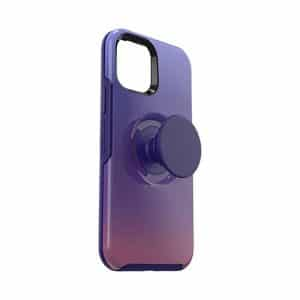 OtterBox Otter+Pop Symmetry Series Case for iPhone 12 5G/iPhone 12 Pro 5G Violet Dusk