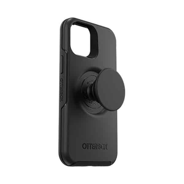 OtterBox Otter+Pop Symmetry Series Case for iPhone 12 mini 5G Black