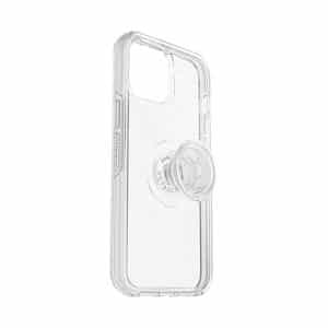 OtterBox Otter+Pop Symmetry Series Clear Case for iPhone 12 Pro Max 5G Stardust