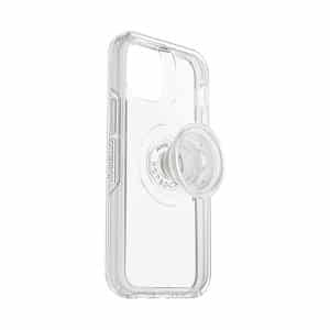 OtterBox Otter+Pop Symmetry Series Clear Case for iPhone 12 mini 5G Clear
