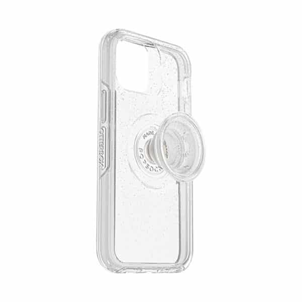 OtterBox Otter+Pop Symmetry Series Clear Case for iPhone 12 mini 5G Stardust