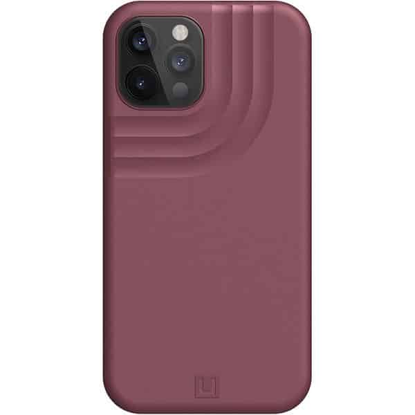 UAG Anchor Series Case for iPhone 12 5G/iPhone 12 Pro 5G Aubergine