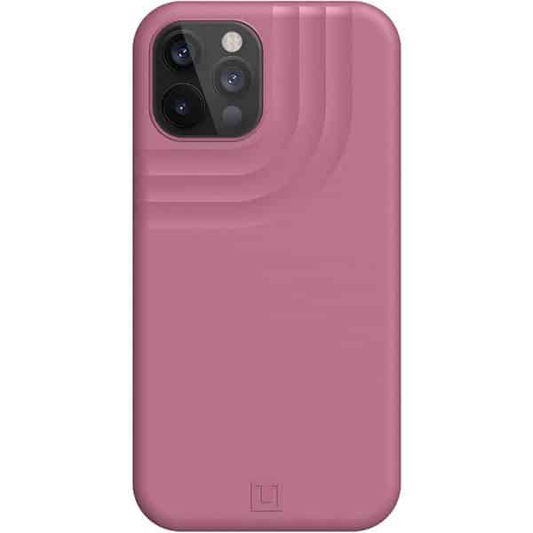 UAG Anchor Series Case for iPhone 12 5G/iPhone 12 Pro 5G Dusty Rose
