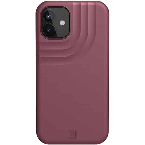 UAG Anchor Series Case for iPhone 12 Mini 5G Aubergine