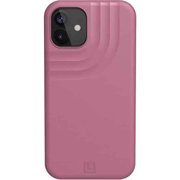 UAG Anchor Series Case for iPhone 12 Mini 5G Dusty Rose