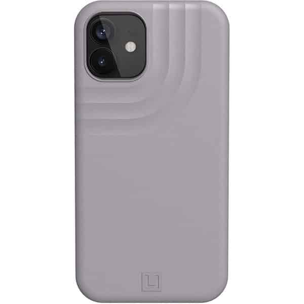 UAG Anchor Series Case for iPhone 12 Mini 5G Light Gray