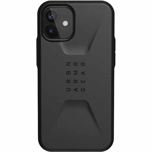 UAG Civilian Series Case for iPhone 12 Mini 5G Black