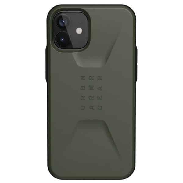 UAG Civilian Series Case for iPhone 12 Mini 5G Olive