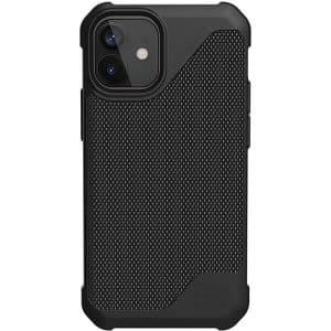 UAG Metropolis LT Series Case for iPhone 12 Mini 5G Kevlar Black
