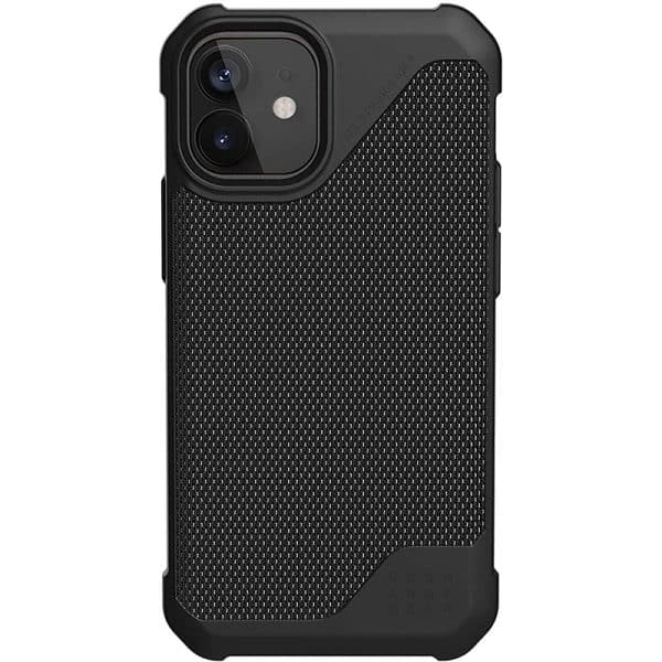 UAG Metropolis LT Series Case for iPhone 12 Mini 5G Kevlar Black