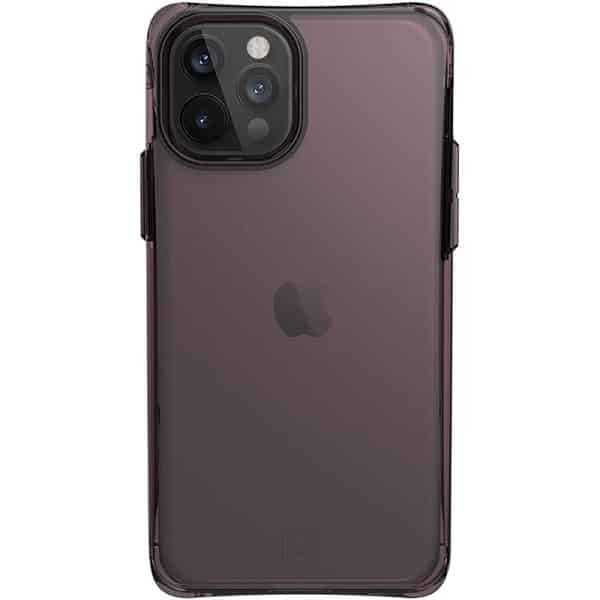 UAG Mouve Series Case for iPhone 12 5G/iPhone 12 Pro 5G Aubergine