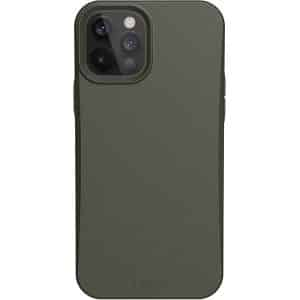 UAG Outback Bio Series Case for iPhone 12 5G/iPhone 12 Pro 5G Olive