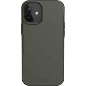 UAG Outback Bio Series Case for iPhone 12 Mini 5G Olive