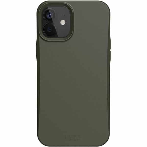 UAG Outback Bio Series Case for iPhone 12 Mini 5G Olive