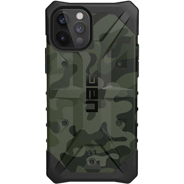 UAG Pathfinder SE Series Case for iPhone 12 5G/iPhone 12 Pro 5G Forest Camo