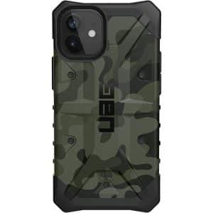 UAG Pathfinder SE Series Case for iPhone 12 Mini 5G Forest Camo