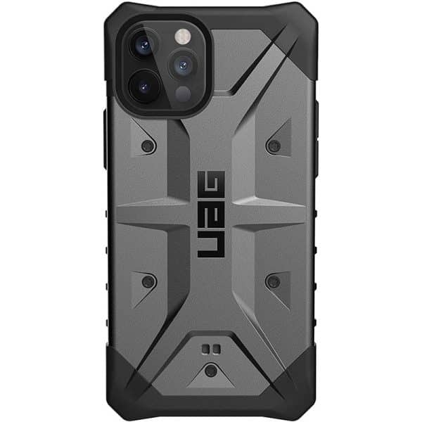 UAG Pathfinder Series Case for iPhone 12 5G/iPhone 12 Pro 5G Silver