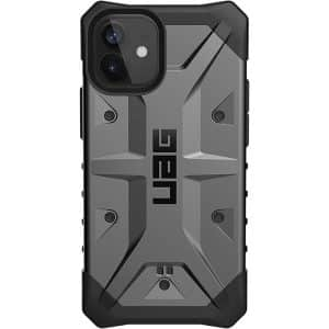 UAG Pathfinder Series Case for iPhone 12 Mini 5G Silver