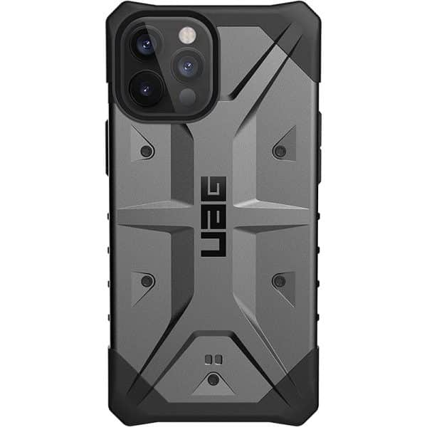 UAG Pathfinder Series Case for iPhone 12 Pro Max 5G Silver