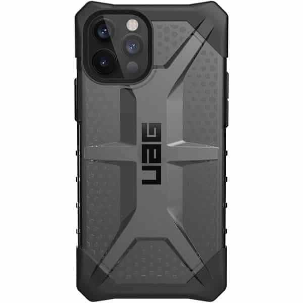 UAG Plasma Series Case for iPhone 12 5G & iPhone 12 Pro 5G Ash