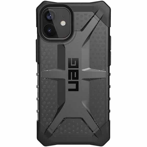 UAG Plasma Series Case for iPhone 12 Mini 5G Ash