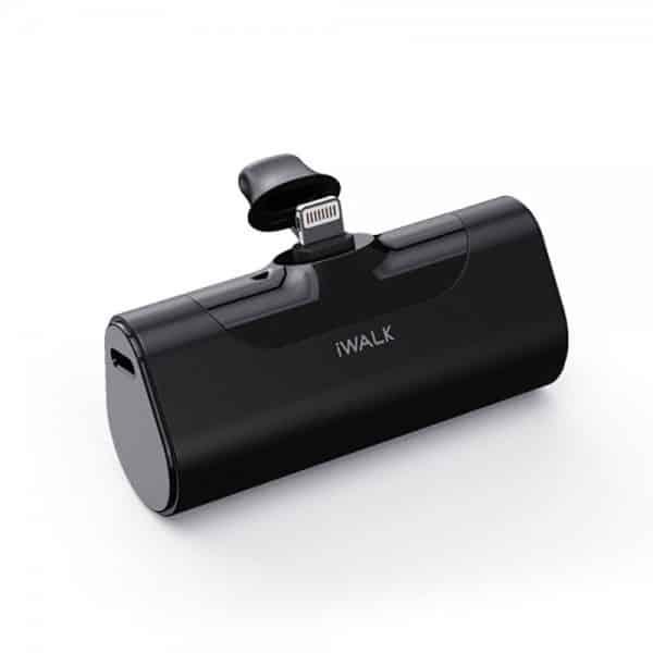 iWALK Pocket Battery 4500mAh Link Me4 - Black