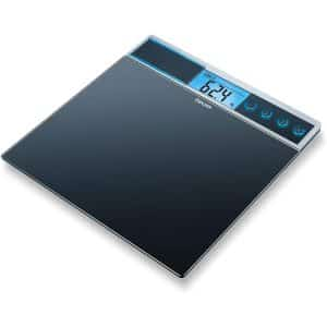 Beurer Talking Glass Bathroom Scale GS39
