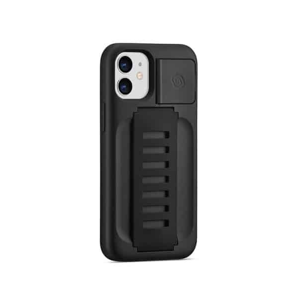 Grip2u BOOST Case with Kickstand for iPhone 12 Mini Charcoal