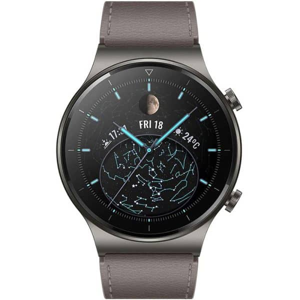 HUAWEI Watch GT 2 Pro Smartwatch Nebula Gray