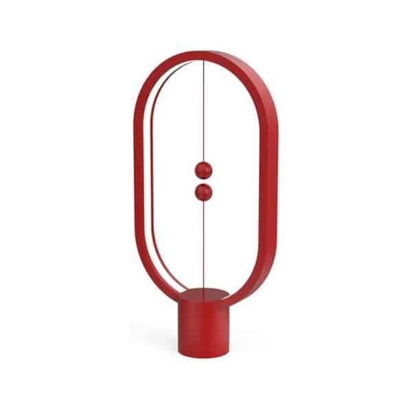 Heng Balance Lamp Ellipse Boston Red
