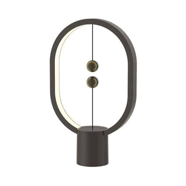 Heng Balance Lamp Ellipse Mini Dark Gray