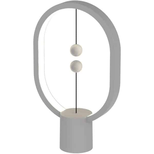 Heng Balance Lamp Ellipse Mini Light Gray
