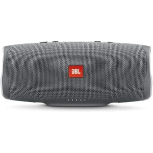 JBL Charge 4 Waterproof Portable Bluetooth Speaker Gray