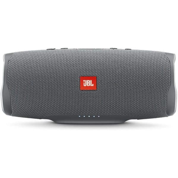 JBL Charge 4 Waterproof Portable Bluetooth Speaker Gray