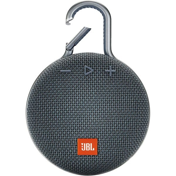 JBL Clip 3 Waterproof Portable Bluetooth Speaker Blue