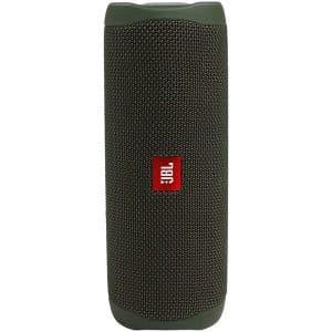 JBL Flip 5 Waterproof Portable Bluetooth Speaker Green