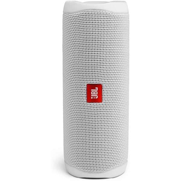 JBL Flip 5 Waterproof Portable Bluetooth Speaker White