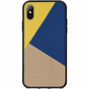 Native Union Clic Marquetry Case for iPhone X/XS - Canary