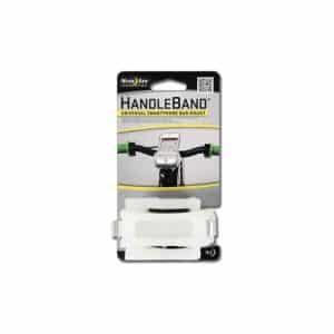 NiteIze HandleBand Universal Smartphone Bar Mount HDB-02-R3 Clear