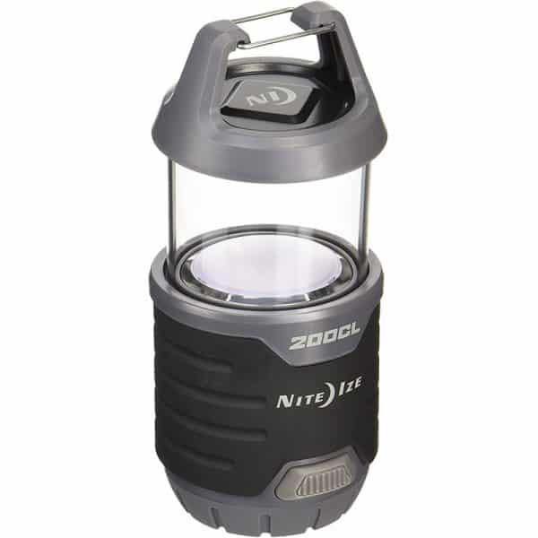 NiteIze Radiant 200 Collapsible Lantern+Flashlight R200CL-09-R8