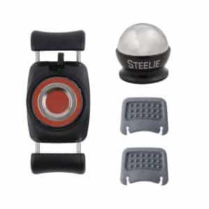 NiteIze Steelie FreeMount Car Mount Kit (STFD-01-R8)