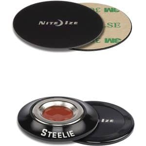 NiteIze Steelie Orbiter Magnetic Socket + Metal Plate STO-01-R7