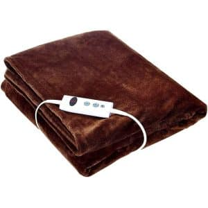 Promed Electric Heating Blanket KHP-2.3 Brown